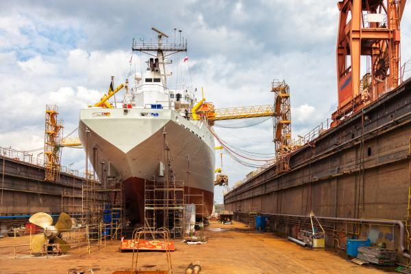 Keeping Things Afloat with Forged Parts for Shipbuilding