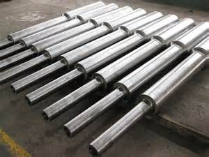 Machinery Building Step Shafts Roll Pipe