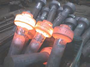 Closed Die Piston Flange Cylinder Clevis Forgings